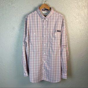 Columbia Super Tamiami PFG Long Sleeve Shirt XXL